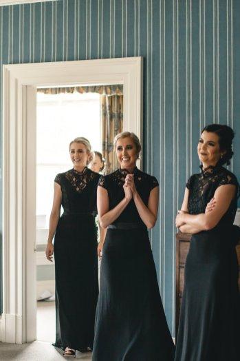 A Black Tie Wedding at Swinton Park (c) M&G Photography (14)