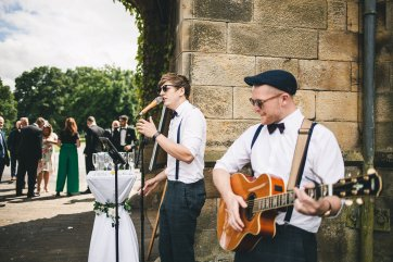 A Black Tie Wedding at Swinton Park (c) M&G Photography (32)