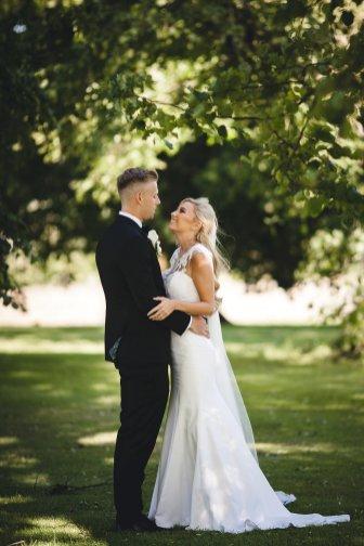 A Black Tie Wedding at Swinton Park (c) M&G Photography (38)