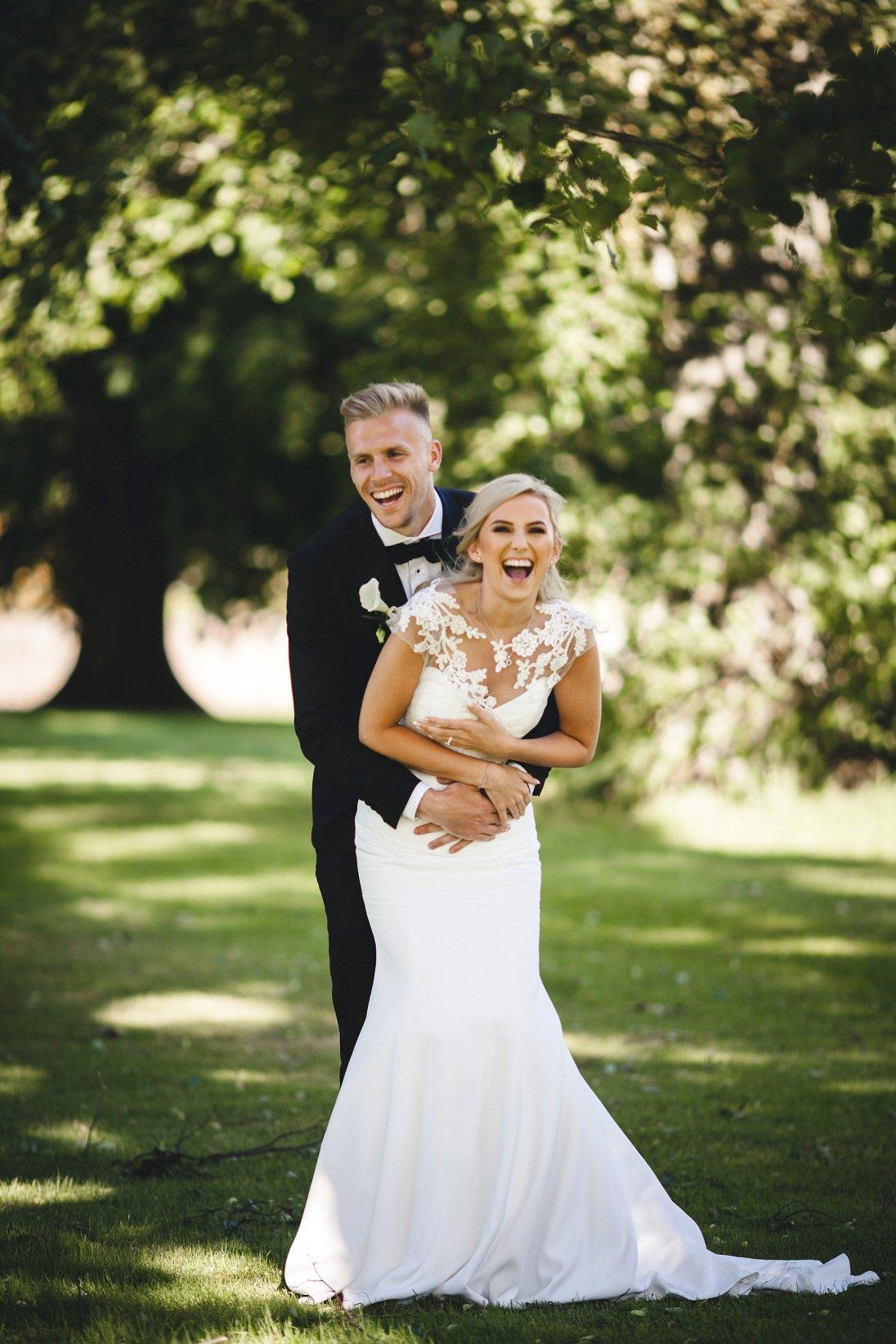 A Black Tie Wedding at Swinton Park (c) M&G Photography (39)