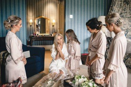 A Black Tie Wedding at Swinton Park (c) M&G Photography (5)
