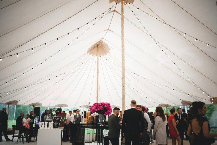 A Black Tie Wedding at Swinton Park (c) M&G Photography (52)