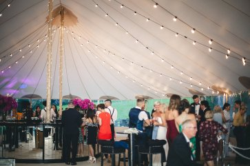 A Black Tie Wedding at Swinton Park (c) M&G Photography (59)