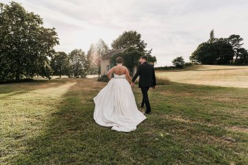 A Chanel Themed Wedding at Delamere Manor (c) Sarah Glynn (50)