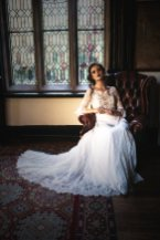 A Gothic Styled Shoot at Samlesbury Hall (c) Sarah Longworth Photography (15)