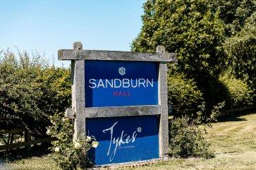 A Rustic Wedding at Sandburn Hall - Hayley Baxter Photography (5)