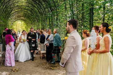 A Stylish Wedding at Alnwick Garden (c) Michal Ufniak (38)