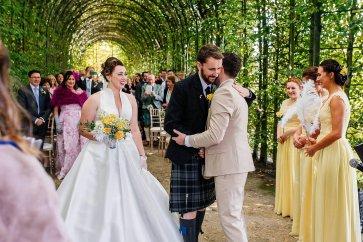 A Stylish Wedding at Alnwick Garden (c) Michal Ufniak (40)