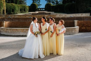A Stylish Wedding at Alnwick Garden (c) Michal Ufniak (61)