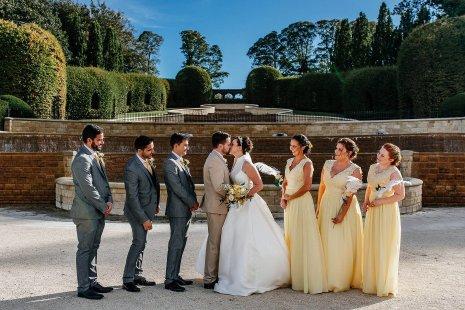 A Stylish Wedding at Alnwick Garden (c) Michal Ufniak (62)