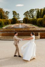 A Stylish Wedding at Alnwick Garden (c) Michal Ufniak (67)