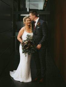 A Stylish Wedding at The Baltic (c) Nigel John (26)