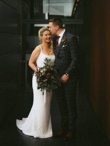 A Stylish Wedding at The Baltic (c) Nigel John (26)