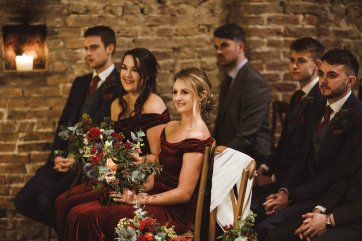 A Winter Wedding at Barmbyfields Barn (c) Photography34 (19)