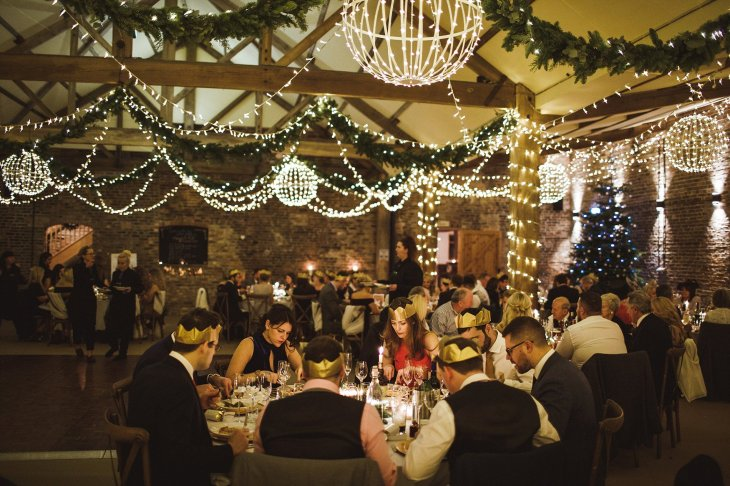 A Winter Wedding at Barmbyfields Barn (c) Photography34 (43)