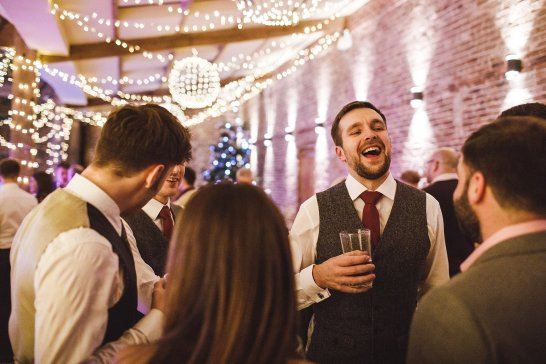 A Winter Wedding at Barmbyfields Barn (c) Photography34 (56)