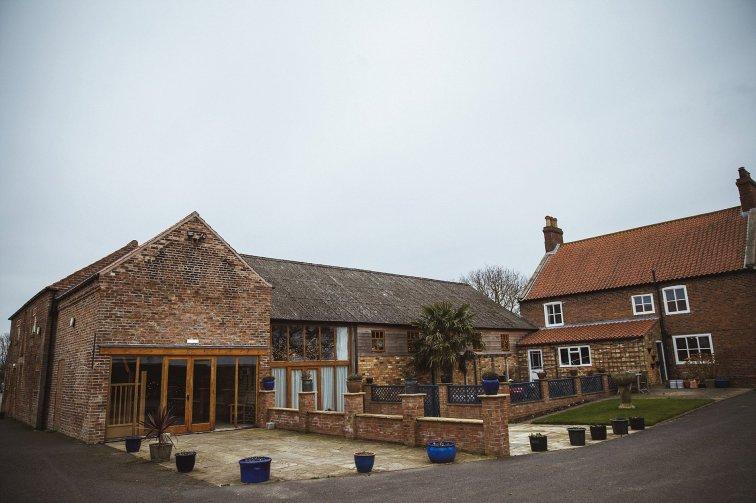 A Winter Wedding at Barmbyfields Barn (c) Photography34 (8)