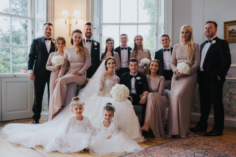 An Autumn Wedding at Middleton Lodge (c) Charlotte White Film & Photography (46)