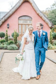 Fine Art Wedding Photography - Natalie and Matt - Le Petit Chateau