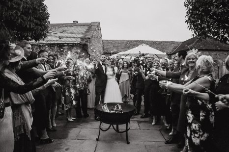 A Boho Luxe Wedding at Healey Barn (c) Helen Russell Photography (43)
