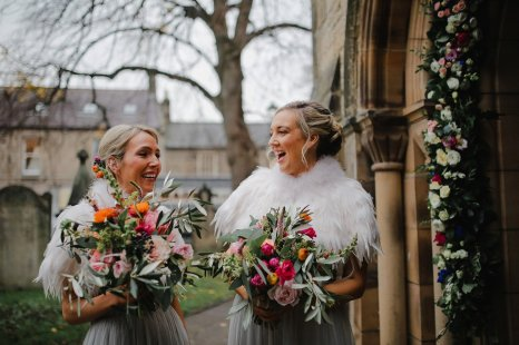 A Boho Luxe Wedding at Healey Barn (c) Helen Russell Photography (9)