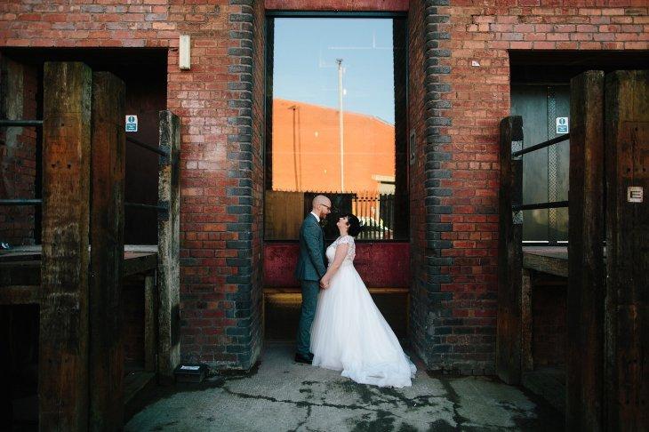 A Cool Wedding at Victoria Warehouse (c) Dan Hough (26)