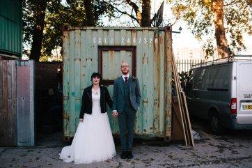 A Cool Wedding at Victoria Warehouse (c) Dan Hough (30)