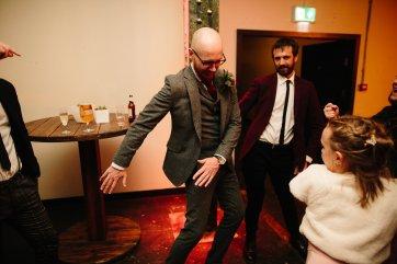 A Cool Wedding at Victoria Warehouse (c) Dan Hough (44)