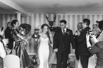 A Country Wedding at The New Hobbitt (c) Hayley Baxter Photography (22)
