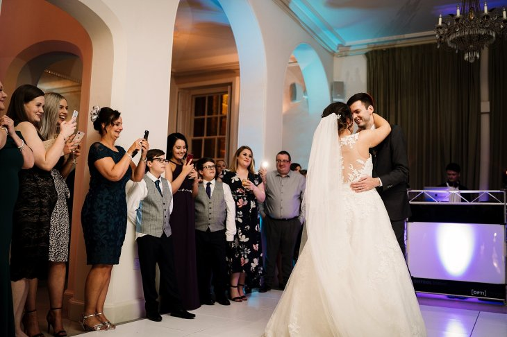A Real Wedding at Iscoyd Park (c) Maddison Picture (54)