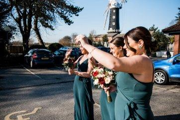 A Winter Wedding at The Millhouse (c) Kazooieloki Photography (18)