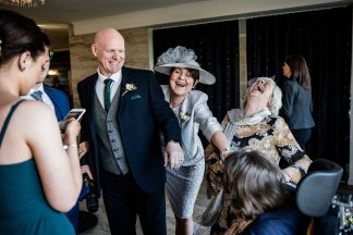 A Winter Wedding at The Millhouse (c) Kazooieloki Photography (42)