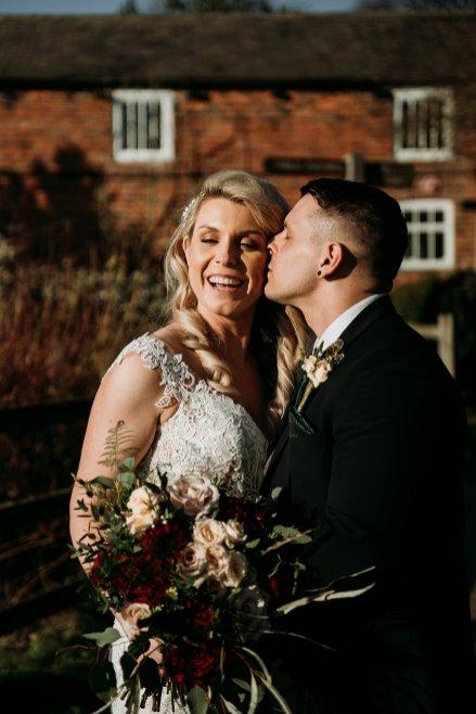 A Winter Wedding at The Millhouse (c) Kazooieloki Photography (46)