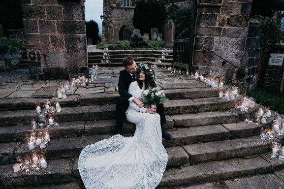 A styled shoot at Alcumlow Wedding Barn (c) Stella Photography (39)