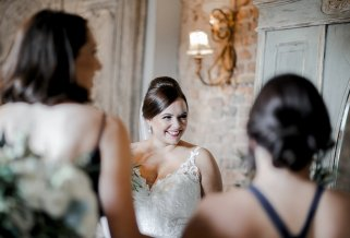 Stella York for a Romantic Wedding at Le Petit Chateau (c) Helen Russell Photography (13)
