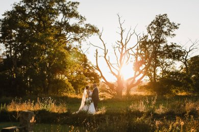 Stella York for a Romantic Wedding at Le Petit Chateau (c) Helen Russell Photography (41)