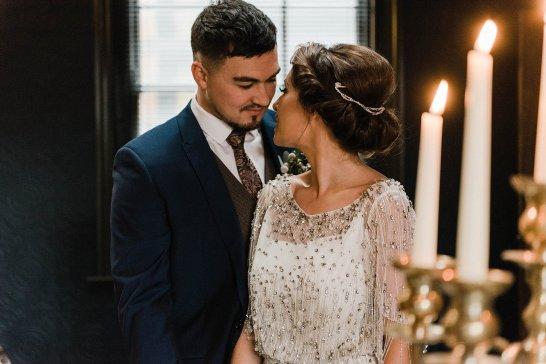 A Cool Styled Bridal Shoot at The Chimney House (c) Folega Photography (53)