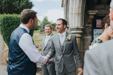 Pronovias for a Summer Wedding in Yorkshire (c) Laura Calderwood and Jamie Sia (9)