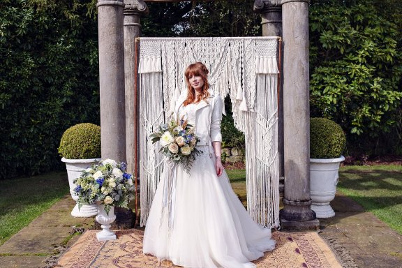 A Bold Boho Wedding Shoot at Eaves Hall (c) Teresa C Photography (45)