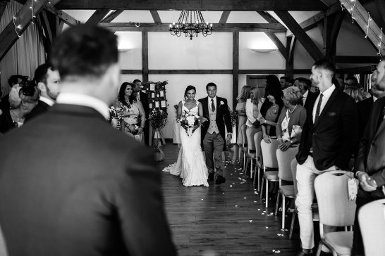 A Rustic Wedding at Sandhole Oak Barn (c) Lee Brown Photography (25)