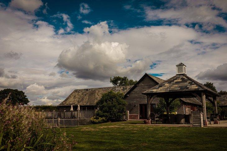 A Rustic Wedding at Sandhole Oak Barn (c) Lee Brown Photography (3)