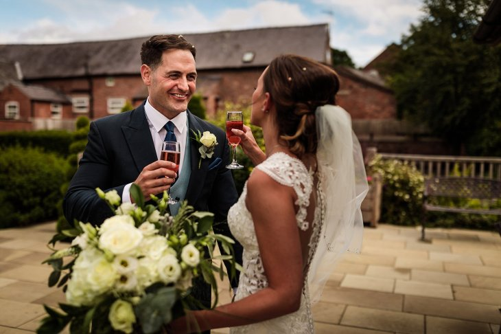 A Rustic Wedding at Sandhole Oak Barn (c) Lee Brown Photography (39)