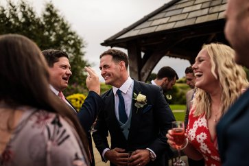 A Rustic Wedding at Sandhole Oak Barn (c) Lee Brown Photography (44)