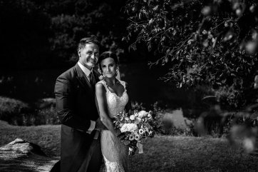 A Rustic Wedding at Sandhole Oak Barn (c) Lee Brown Photography (54)