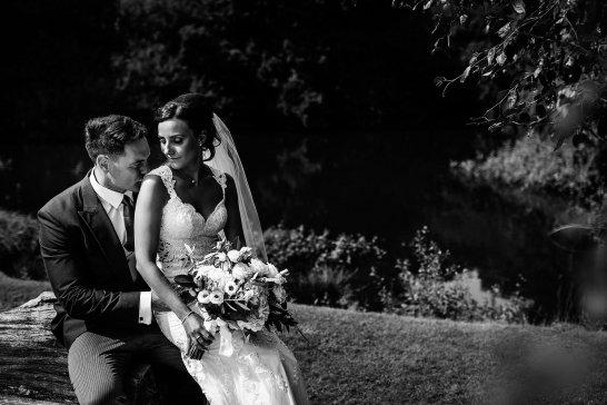 A Rustic Wedding at Sandhole Oak Barn (c) Lee Brown Photography (56)