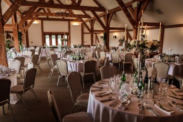 A Rustic Wedding at Sandhole Oak Barn (c) Lee Brown Photography (61)