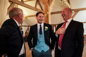 A Rustic Wedding at Sandhole Oak Barn (c) Lee Brown Photography (72)