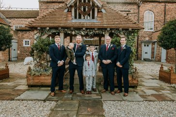 A Winter Wedding at Hornington Manor (c) M & G Photographic (38)