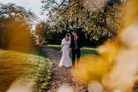 A Winter Wedding at Hornington Manor (c) M & G Photographic (46)