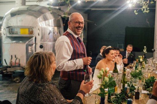 A Woodland Wedding at Trafalgar Warehouse (c) Ellie Grace Photography (12)